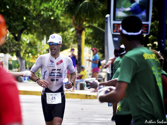 Ironman Fortaleza, 2º puesto