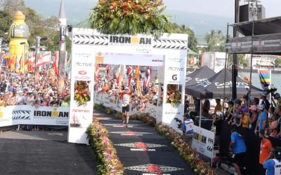 7º en el Cto. del Mundo de Ironman Kona, Hawai'i