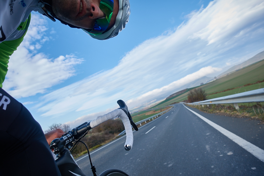 Últimas pedaladas en Álava, rumbo a Lanzarote