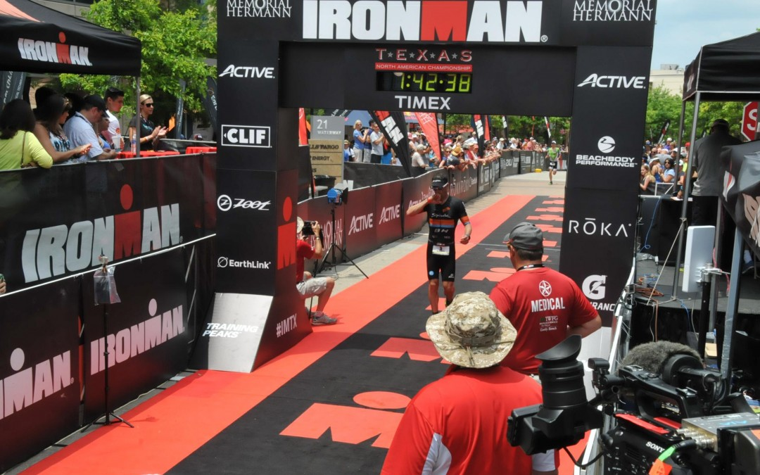 Ironman Texas 2016