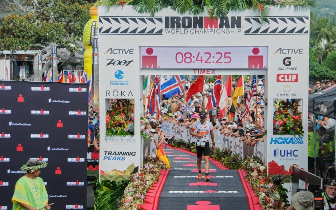 Cto. del Mundo Ironman, Kona 2016