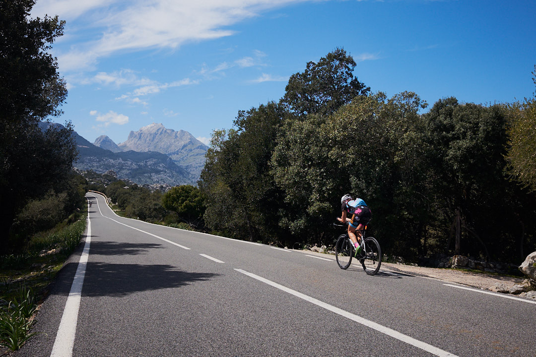 Rut Brito ciclismo triatlón Mallorca Femenia