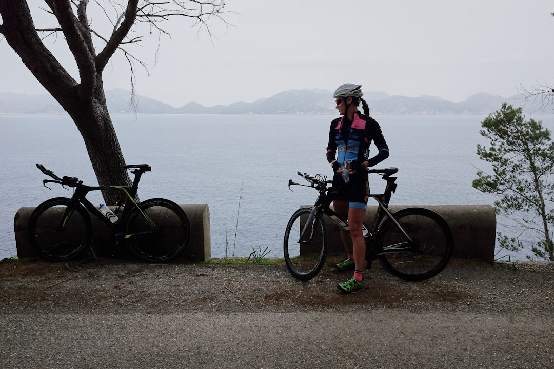 Ruth Brito ciclismo triathlon Mallorca BH