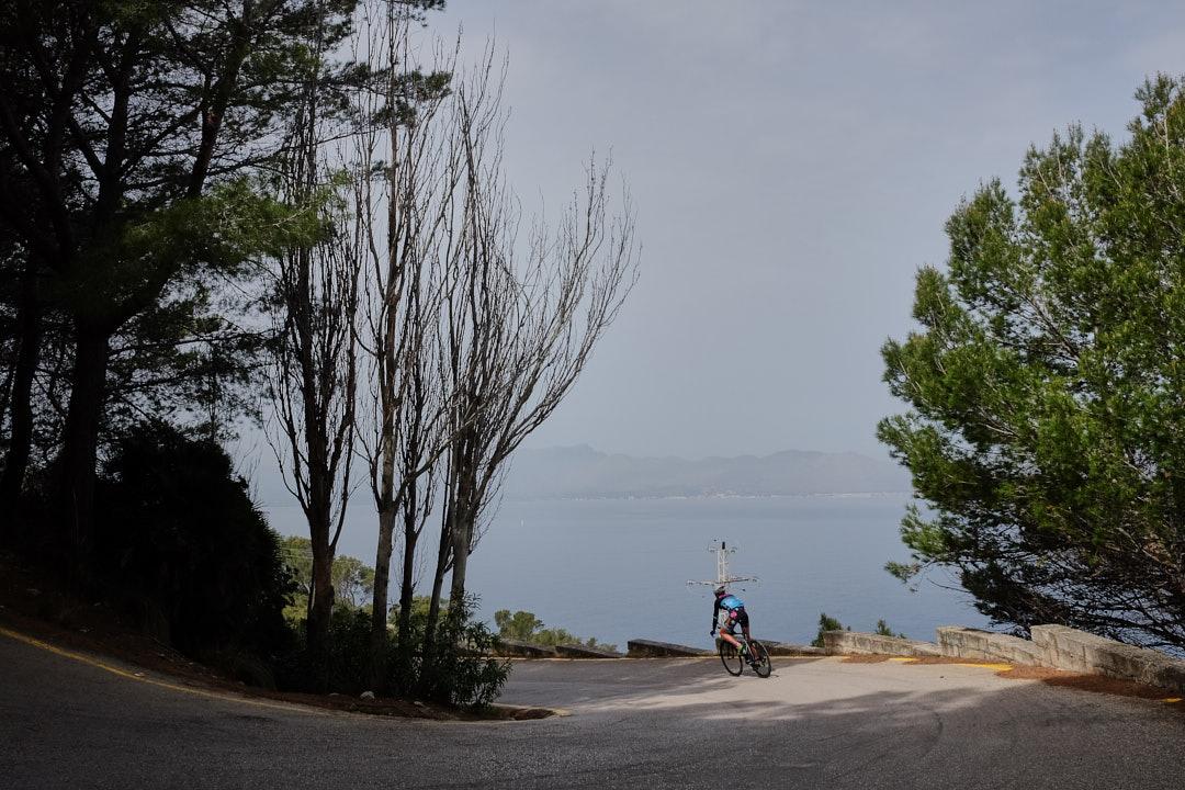 La Victoria Mallorca Alcudia Rut Brito cycling triathlon