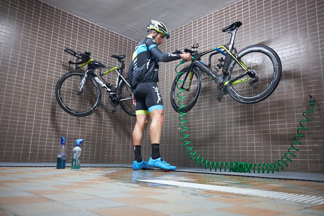 Bicis ciclismo Hotel VIVA BH HED Spiuk Eneko Llanos